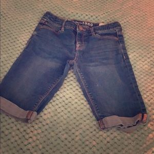 Above the knee GapKid Shorts
